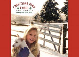 Taylor Swift lança 'Christmas Tree Farm' — Foto: Reprodução/Instagram