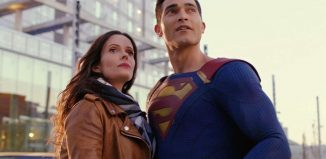 Elizabeth Tulloch e Tyler Hoechlin vão interpretar os protagonistas de 'Superman & Lois' — Foto: Divulgação