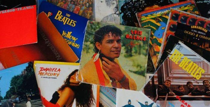 """""""Beatles foi, para todos nós, um ponto de partida. Não de chegada. Dessa melodia avançamos para a música negra, para os atabaques, para os sons africanos, os ritmos caribenhos"""" — Foto: Reprodução/BBC"""