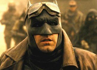Ben Affleck como Batman — Foto: Divulgação