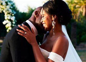 Idris Elba se casa aos 46 anos com a modelo Sabrina Dhowre — Foto: Reprodução/Instagram/Seanthomas_photo