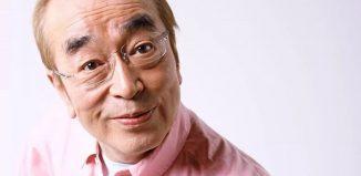 Ken Shimura, comediante japonês, morre aos 70 anos após ser diagnosticado com coronavírus — Foto: Reprodução/Facebook