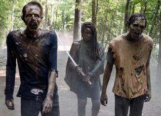 Cena do seriado 'The Walking Dead' — Foto: Divulgação