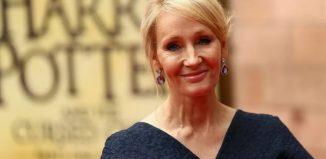 J. K. Rowling — Foto: Reuters/Neil Hall