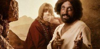 Especial de Natal do Porta dos Fundos causou controvérsia ao retratar Jesus como homossexual — Foto: Divulgação