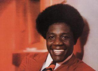 Tony Tornado na capa do segundo álbum solo, lançado em 1972 — Foto: Reprodução