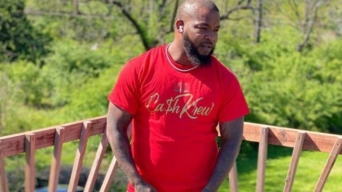 Rapper Huey é morto a tiros nos EUA — Foto: Reprodução/Instagram
