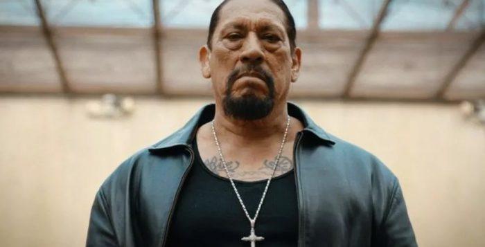 Danny Trejo é o ator que mais morreu em filmes de Hollywood — Foto: Organic via BBC
