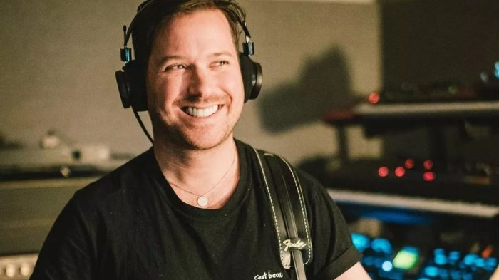 David Desrosiers, baixista do Simple Plan, deixa banda após acusações de assédio — Foto: Reprodução/Instagram