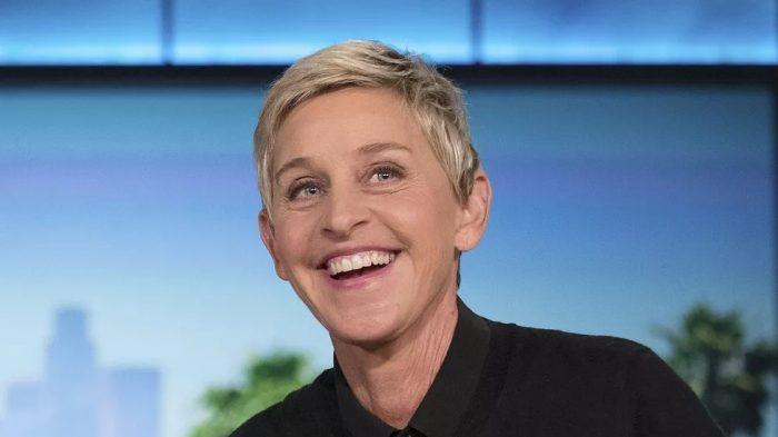 Ellen DeGeneres em foto de 2016 no programa