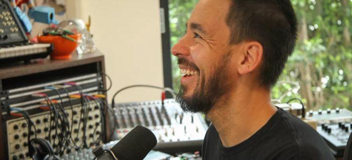 Mike Shinoda cria canal na Twitch durante quarentena — Foto: Divulgação/Mike Shinoda