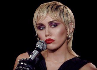 Miley Cyrus lança single 'Midnight Sky' — Foto: Reprodução/Instagram