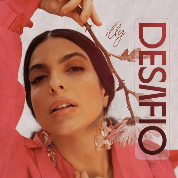 Capa do single 'Desafio', de Illy — Foto: Julia Pavin
