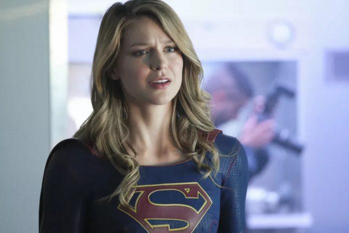 Melissa Benoist em cena de 'Supergirl' — Foto: Divulgação