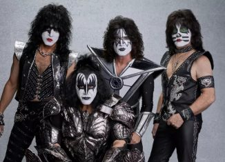 Banda norte-americana de hard rock KISS — Foto: KISS/Divulgação
