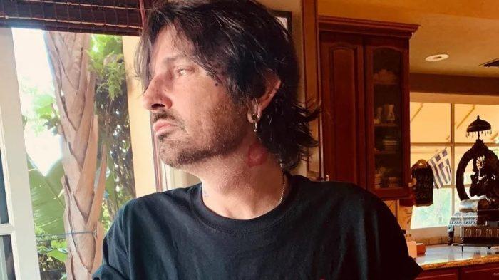 Tommy Lee, baterista do Mötley Crue — Foto: Divulgação / Instagram do artista