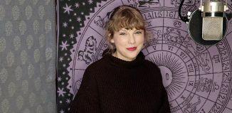 Taylor Swift é eleita Artista do Ano no American Music Awards 2020 — Foto: AFP PHOTO / CORTESIA DA ABC