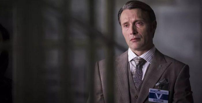 Mads Mikkelsen em cena de 'Hannibal' — Foto: Divulgação