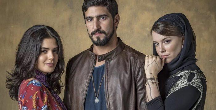 'Órfãos da Terra' ganha Emmy Internacional de Melhor Telenovela — Foto: Paulo Belote/Globo