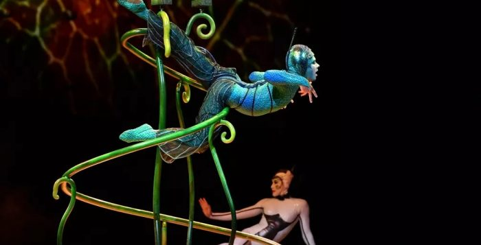 Cirque du Soleil chega a BH para espetáculo 'Ovo' — Foto: Cique du Solei/Divulgação