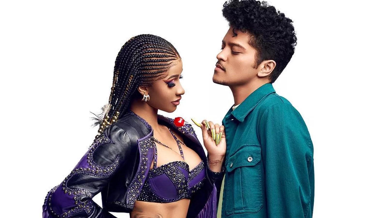 Grammy 2019 Ganhadores: Cardi B E Bruno Mars Repetem Parceria E Lançam 'Please Me